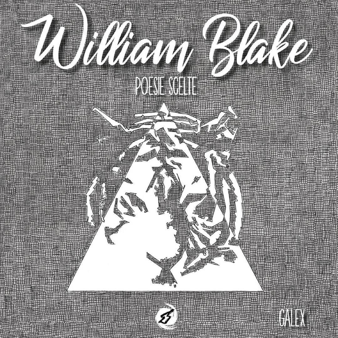 William Blake poesie scelte cover