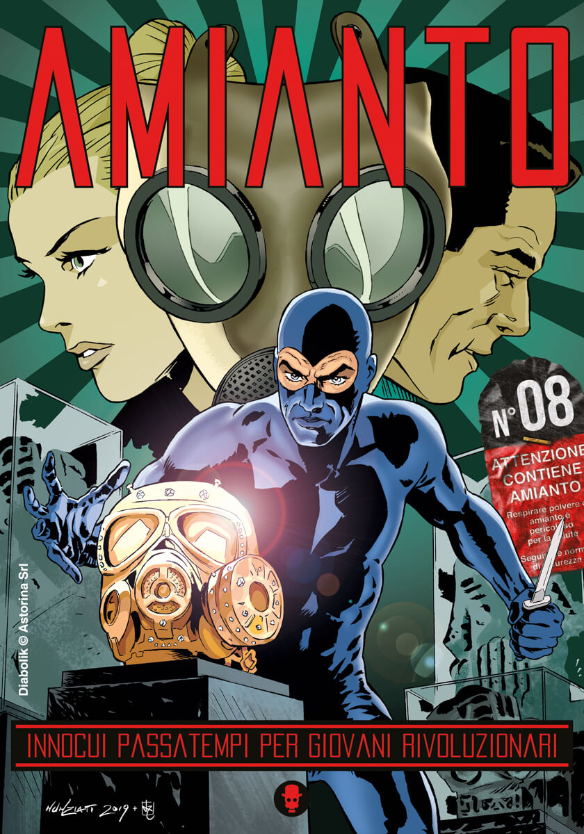 Amianto 08 cover