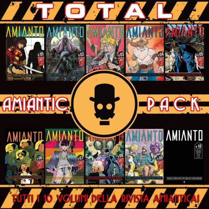 Amianto pack etsy